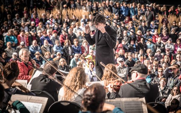 L'Orchestre symphonique de Saguenay-Lac-St-Jean