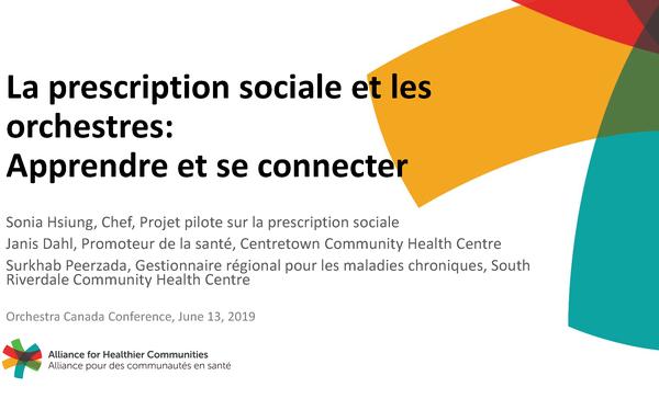 Sonia H Social Prescribing FR