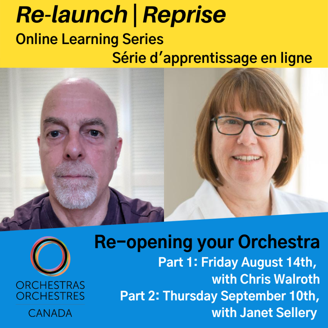 relaunch reprise poster