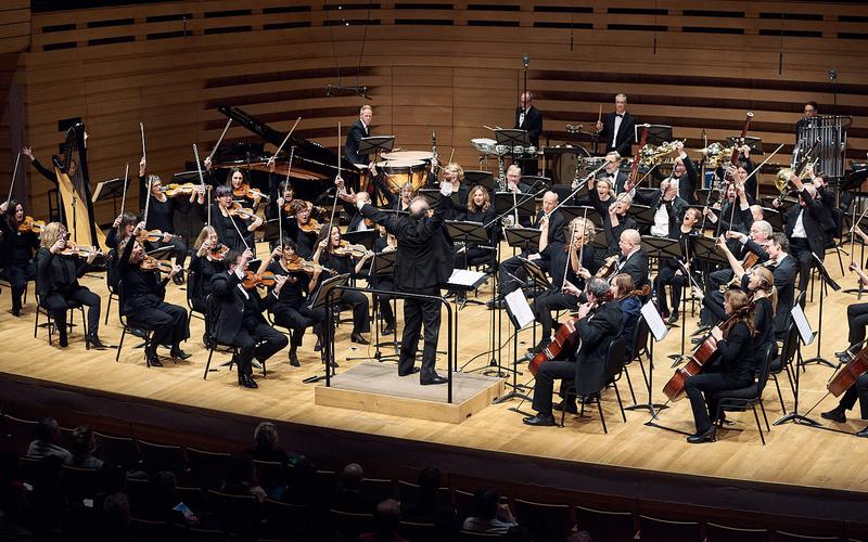 Esprit Orchestra in concert