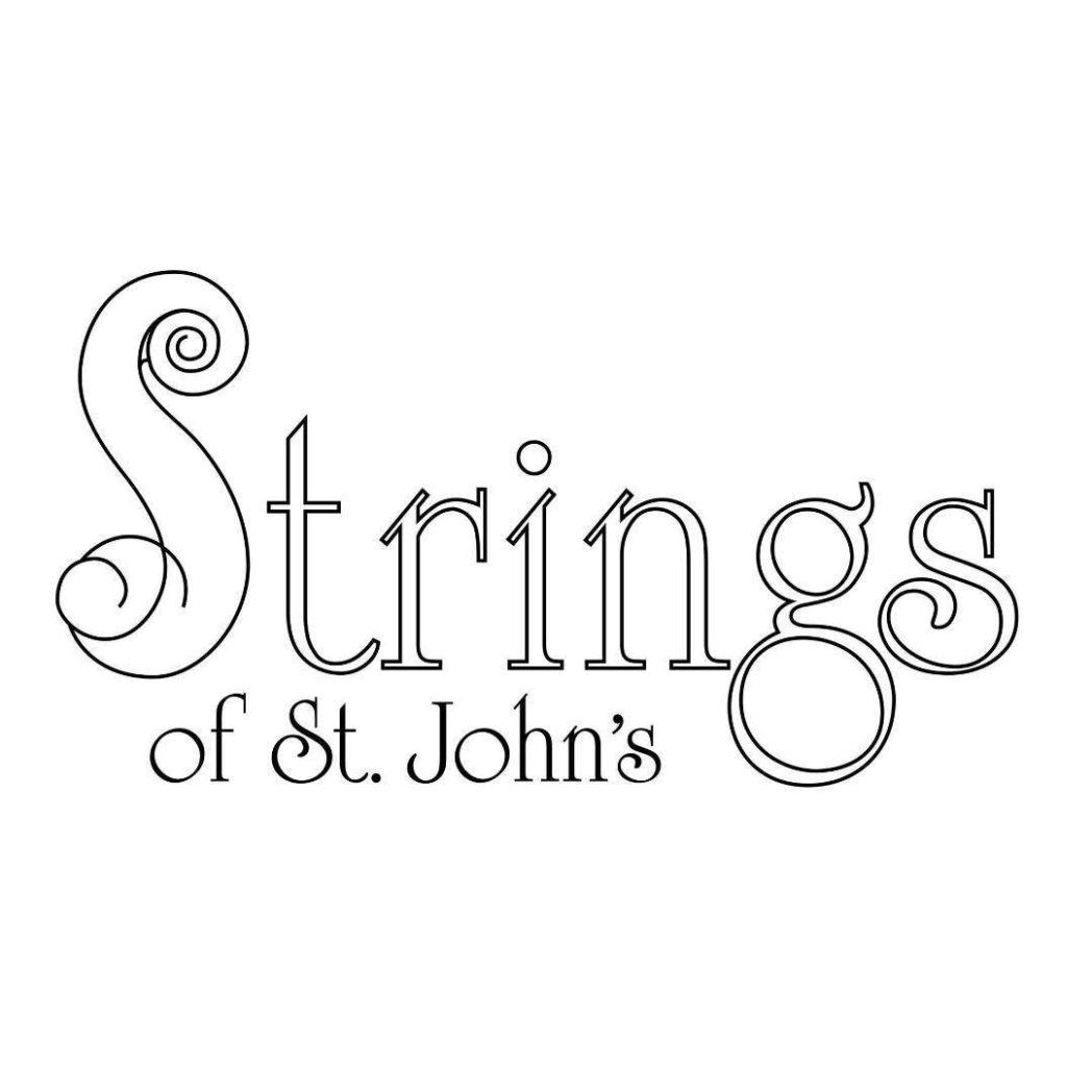Strings of St John's logo