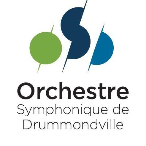 Drummondville symphony orchestra logo